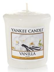 Yankee Candle Sampler Świeca Vanilla 49g