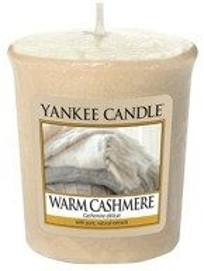 Yankee Candle Sampler Świeca Warm Cashmere 49g