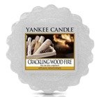 Yankee Candle Wosk Crackling Wood Fire