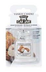 Yankee Candle car jar Ultimate Odświeżacz samochodowy Zawieszka słoik Soft Blanket 1szt.