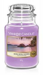 Yankee Candle świeca słoik duży Bora Bora Shores 623g