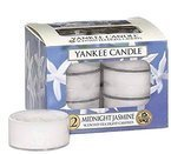 Yankee Candle tealight Midnight Jasmine 12x9,8g