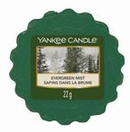 Yankee Candle wosk Evergreen Mist 22g