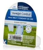 Yankee Candle wosk NEW Clean Cotton 22g