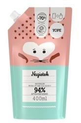 Yope Mydło dla dzieci nagietek REFILL 400ml