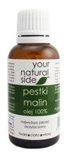 Your Natural Side Olej z pestek malin 100% naturalny 30ml