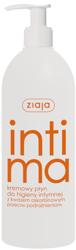 Ziaja Intima Kremowy płyn do higieny intymnej z kwasem askorbinowym przeciw podrażnieniom 500ml