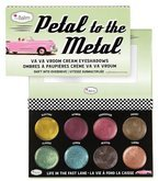 theBalm Petal to the Metal Paleta kremowych cieni do powiek Shift Into Overdrive 10,5g