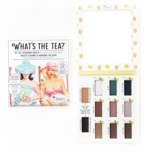 theBalm Whats The ICE TEA Palette Paleta cieni do powiek