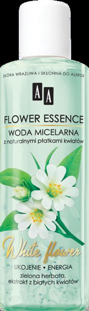 AA Flower Essence Woda Micelarna White Flowers 200ml