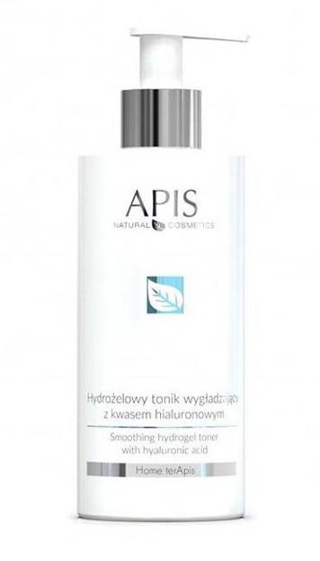 APIS Hydrożelowy tonik do twarzy z kwasem hialuronowym 300ml