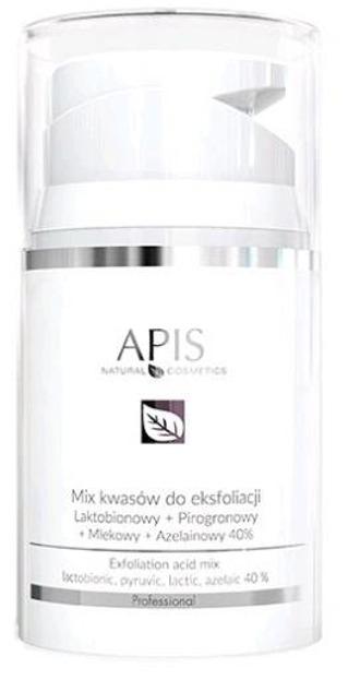 APIS Mix kwasów do eksfoliacji Azelainowy 40% 50ml