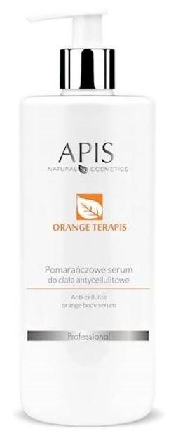 APIS Professional Orange terApis - Pomarańczowe serum antycellulitowe 500 ml