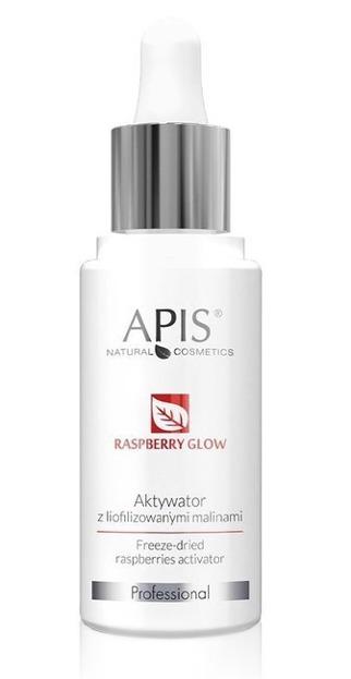 APIS Raspberry Glow Malinowy aktywator 30ml