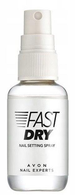 AVON FAST DRY Spray przyspieszający wysychanie lakieru 50ml