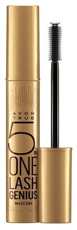 AVON Tusz do rzęs 5in1 Lash GENIUS 10ml