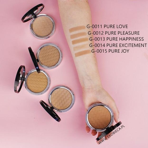 Affect Glamour Bronzer prasowany G-0014 Pure Excitement 8g