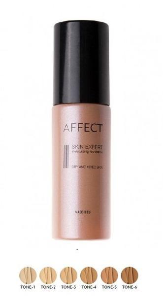 Affect Skin Expert Podkład nawilżający Tone 2 30ml