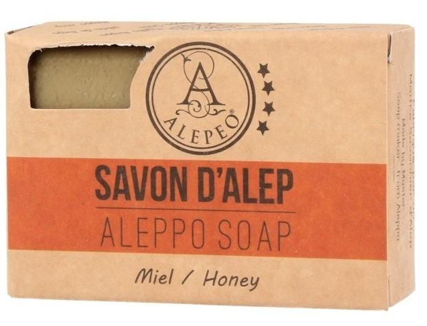 Alepeo Aleppo Soap Miel Naturalne mydło Aleppo 100g