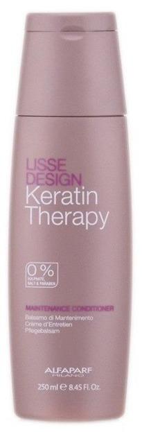 Alfaparf Lisse Design Keratin Therapy Odżywka do włosów 250ml