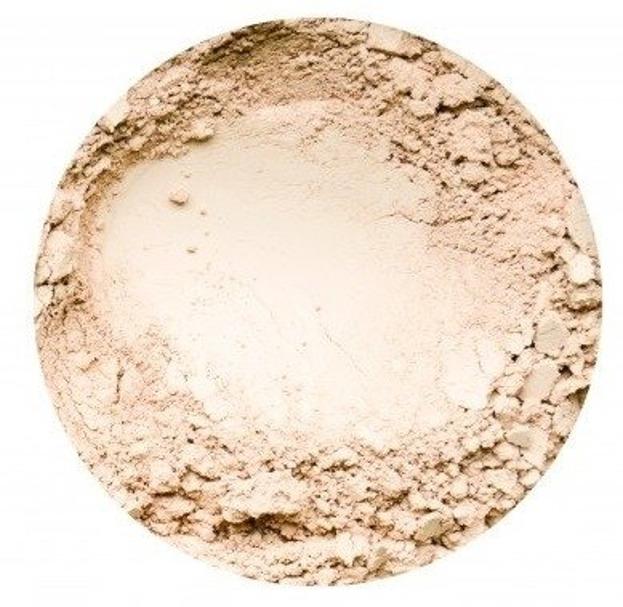 Annabelle Minerals - Mineralny podkład matujący Natural Medium 4g