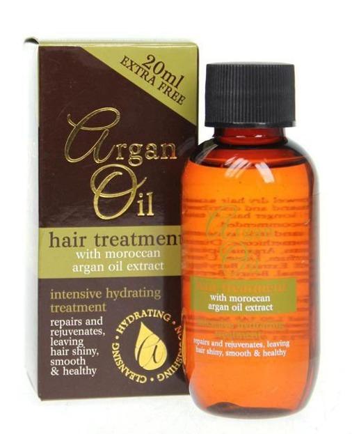 Argan Oil Hair Treatment with maroccan argan oil extract - Arganowe serum do włosów, 50 ml
