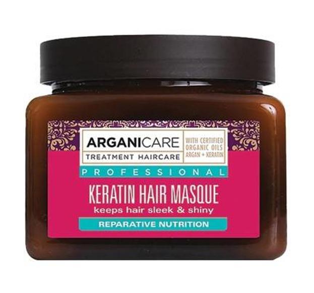 ArganiCare Hair Masque KERATIN Maska do włosów z keratyną 500ml