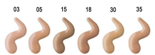 ArtDeco Long-lasting Foundation-Podkład do twarzy- kolor:03