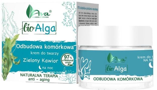 Ava BIO ALGA Odżywczy krem na noc 50ml
