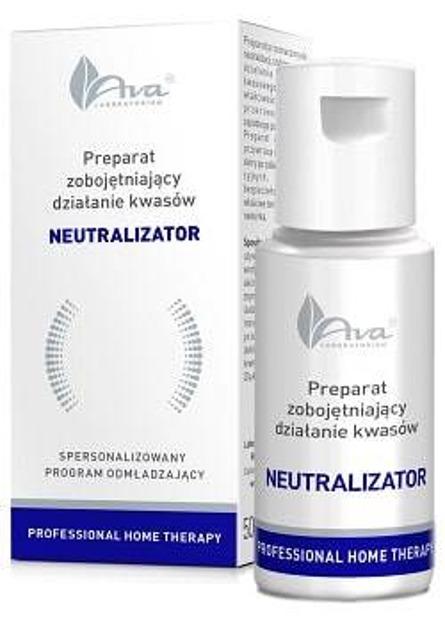 Ava Neutralizator Preparat zobojętniający działanie kwasów 50ml