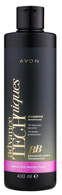Avon Advance Techniques Absolute Perfection BB Szampon do regeneracji i ochrony włosów 400ml