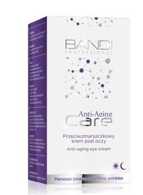 BANDI Anti-Aging Care Krem pod oczy przeciwzmarszczkowy 30ml