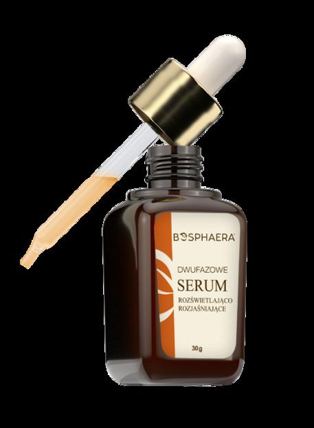 BOSPHAERA Dwufazowe serum rozświetlająco-rozjaśniające 30g