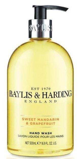 Baylis&Harding Mydło do rąk Sweet Mandarin & Grapefruit 500ml