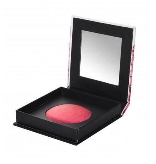 Beauty UK Baked Blush - Wypiekany róż do policzków 2 Rose Rouge, 4,4 g