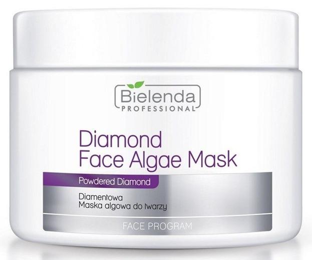 Bielenda Professional - Diamentowa maska algowa do twarzy 190g