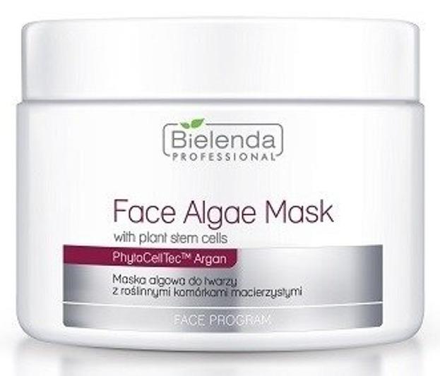Bielenda Professional - Maska algowa do twarzy z komórkami macierzystymi 190g