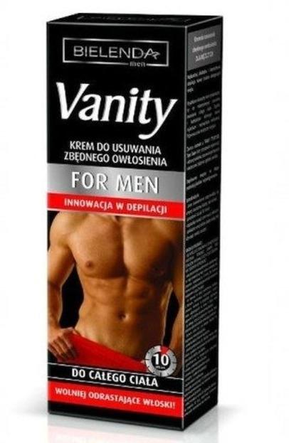 Bielenda Vanity for Men Krem do depilacji dla mężczyzn 100ml