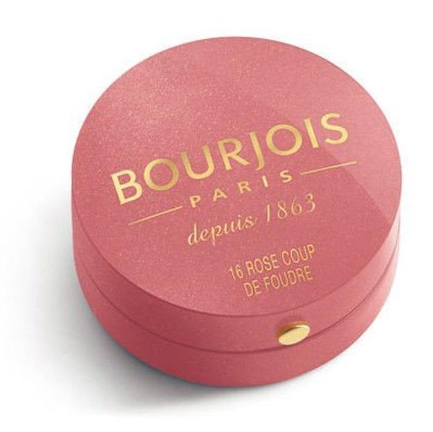 Bourjois Blush- Róż do policzków, Kolor: 16 Rose Coup de Foudre