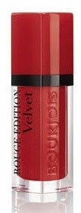 Bourjois Rouge Edition Velvet - Matowa pomadka do ust 01 Personne ne rouge, 6,7 ml