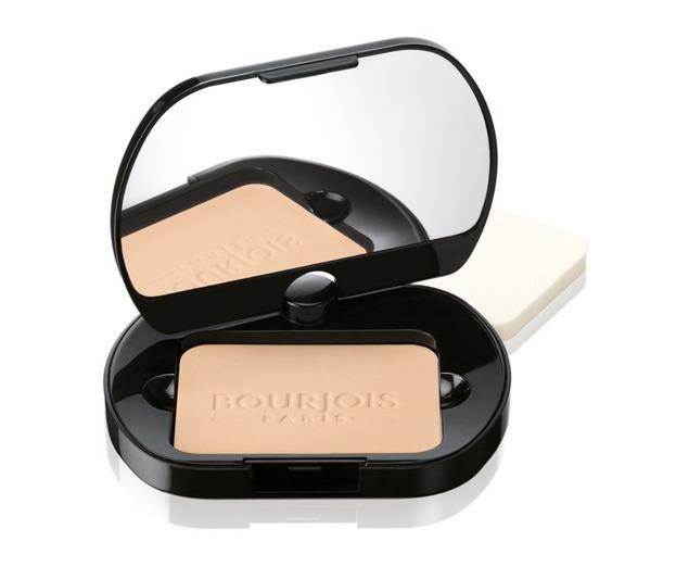 Bourjois Silk Edition Compact Powder - Puder w kompakcie 52 Vanilla, 5,8 g