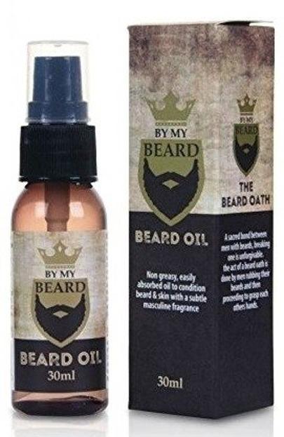 By My Beard Beard Oil Olejek do pielęgnacji brody 30ml