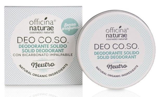 CO.SO Solid  Deodorant Dezodorant w kremie Neutro 50ml