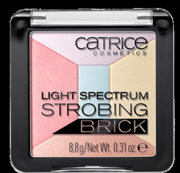 Catrice Light Spectrum Strobing Brick Rozświetlacz do strobingu 030