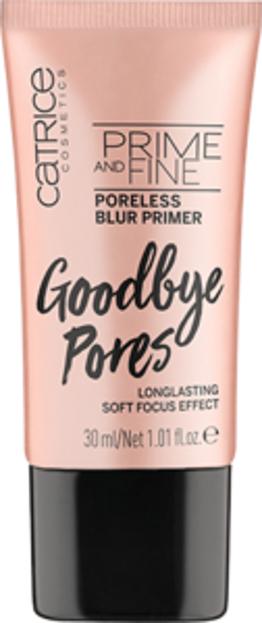 Catrice Prime And Fine Goodbye Pores Base Baza pod makijaż zmniejszająca widoczność porów 30ml