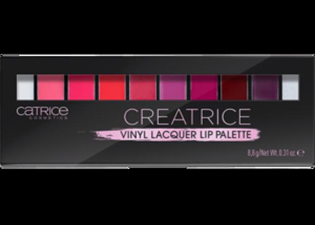Catrice Vinyl Lacquer Lip Palette Paleta do makijażu ust 020