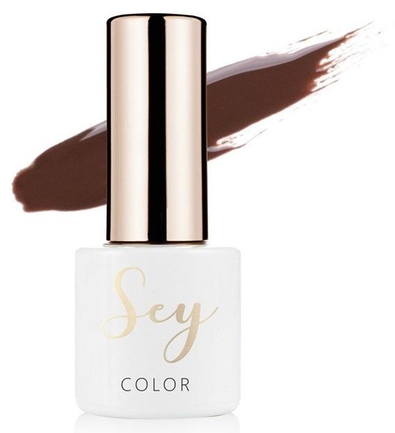 Cosmetics Zone Sey Lakier hybrydowy S051 Coffe Dream 7ml