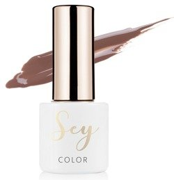Cosmetics Zone Sey Lakier hybrydowy S052 Dirty Brown 7ml
