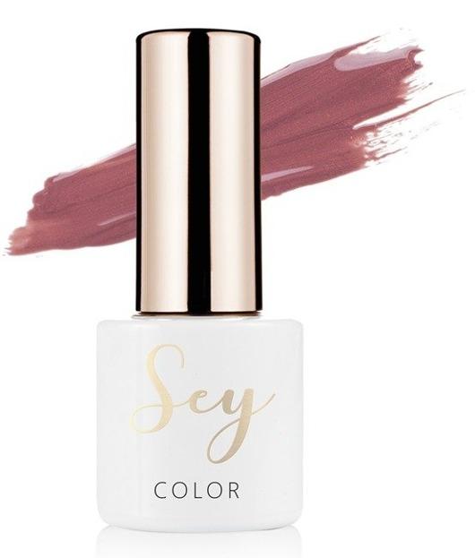 Cosmetics Zone Sey Lakier hybrydowy S054 Cocoa Tinsel 7ml