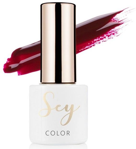 Cosmetics Zone Sey Lakier hybrydowy S134 Burgundy Wish 7ml